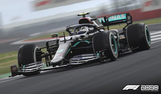 F1 2020 Gives Patch, Which Presents the Latest Livery From Mercedes