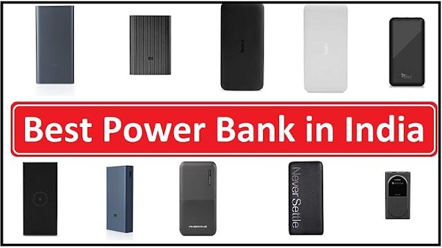Best Power Bank in India 2021 | Sabse Acha Power Bank Konsa Hai? MySmartMobiles.