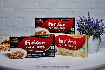 House Kari ala Jepang