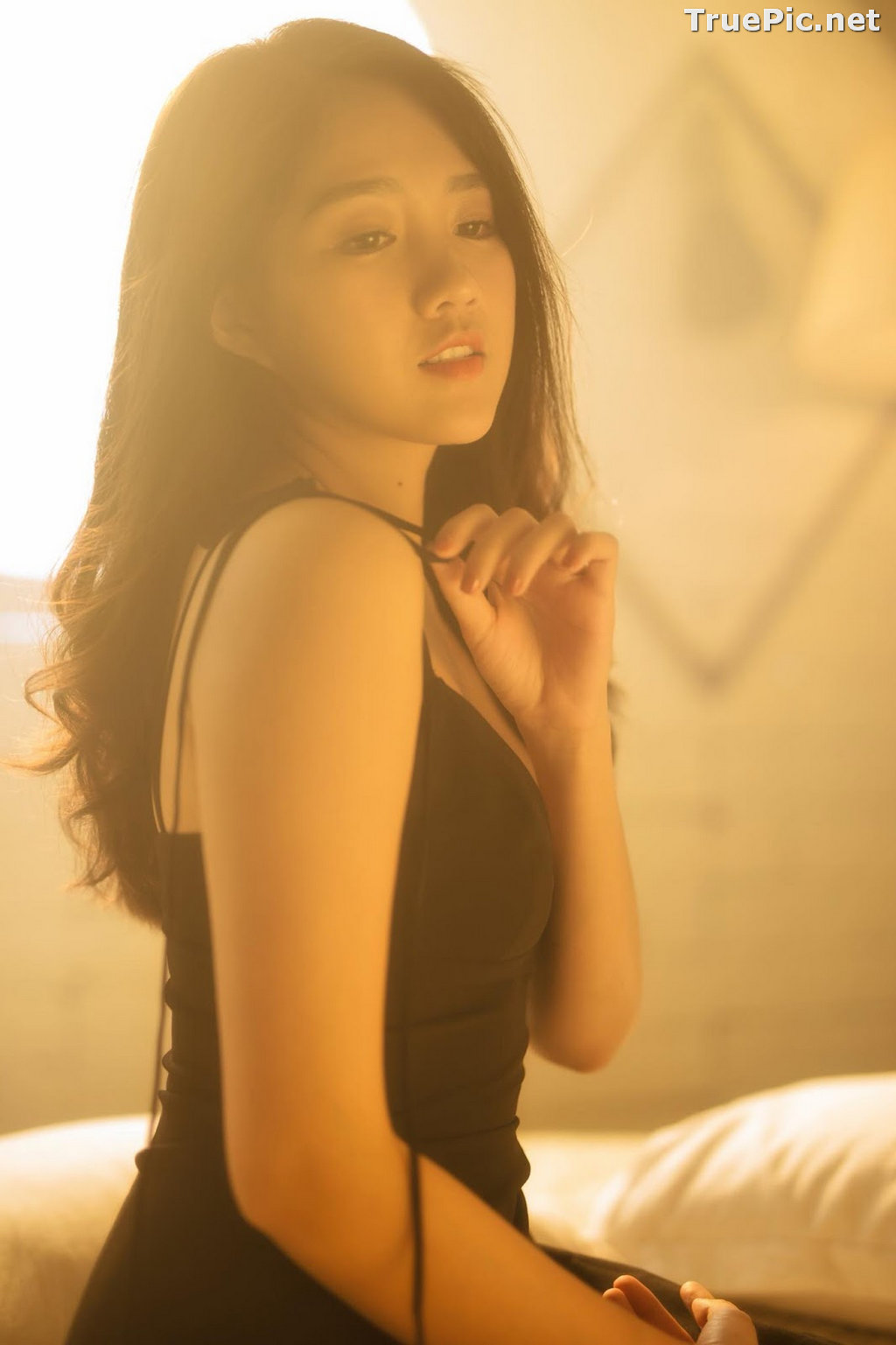 Image Vietnamese Hot Girl - Nguyen Hoang Kieu Trinh - My Black Angel - TruePic.net - Picture-28