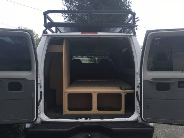 used rvs ford e350 adventure van for sale by owner. Black Bedroom Furniture Sets. Home Design Ideas