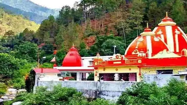 कैंची धाम मंदिर