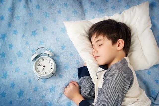 Çocuklar İçin Harika Bir Uyku Alışkanlığı Oluşturmanın 5 İpucu >>>