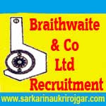 Braithwaite & Co Ltd Jobs
