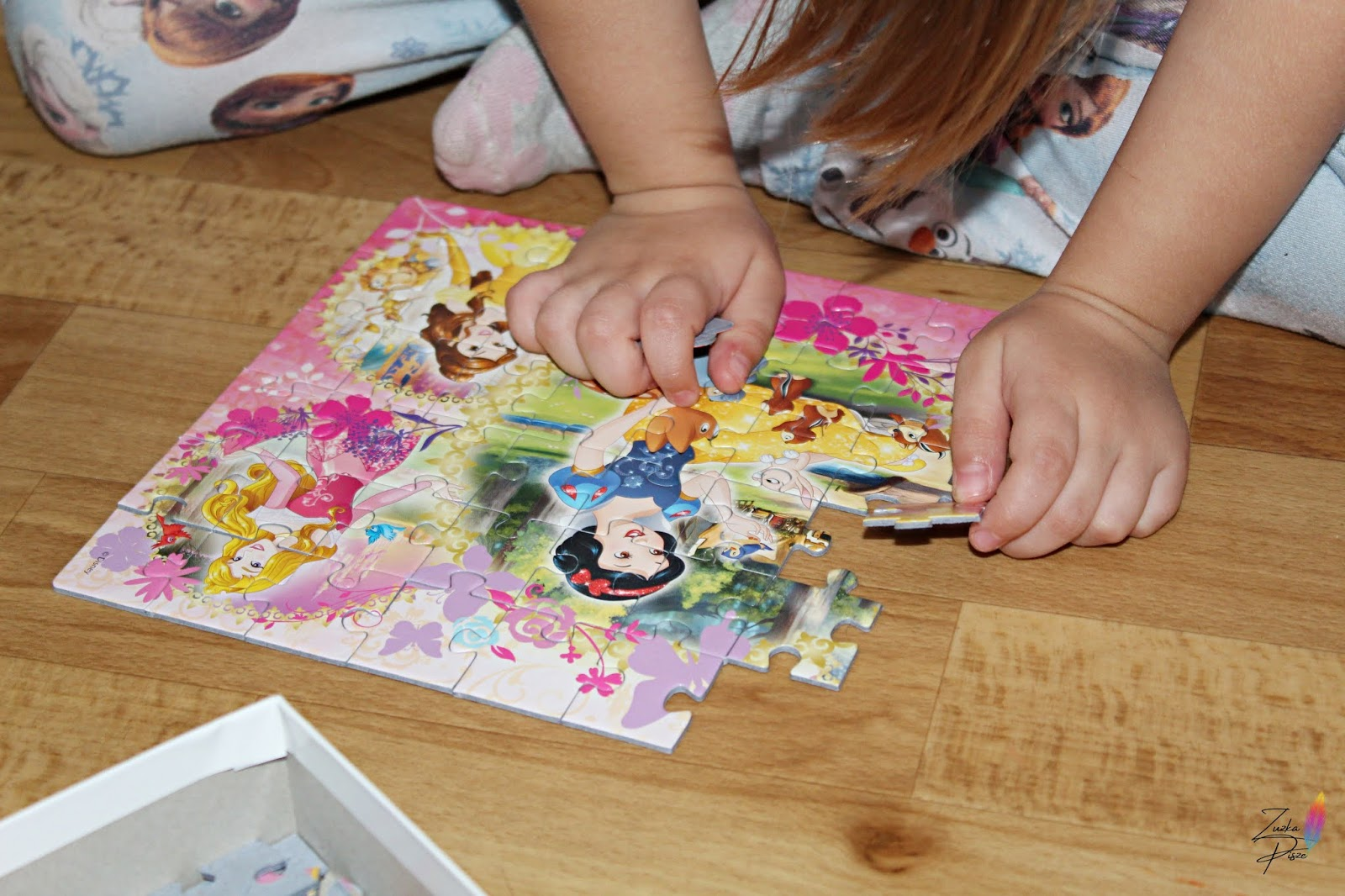 Dlaczego warto kupować puzzle dziecku?