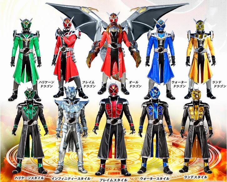 Toku Brothers: Haruto, Kamen Rider Wizard!!! A personal ...