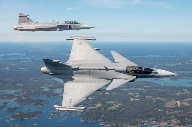 Saab Gripen E Program update