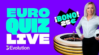 versus EuroQuiz Live - Evolution hasta 11-7-21