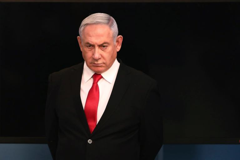 Benjamin Netanyahu attacks Israel's justice system as trial begins #Arewapublisize