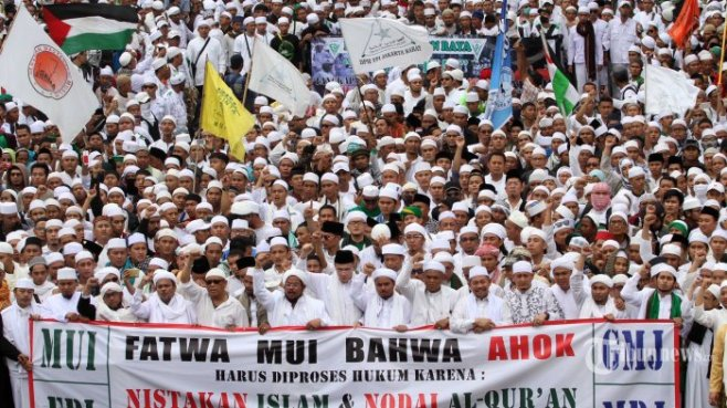 Ngeri, Ketua DPR Beri Sinyal Jakarta Akan Rusuh Saat Aksi Besar Demo Ahok 4 November