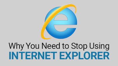 Internet Explorer: Falha crítica de segurança