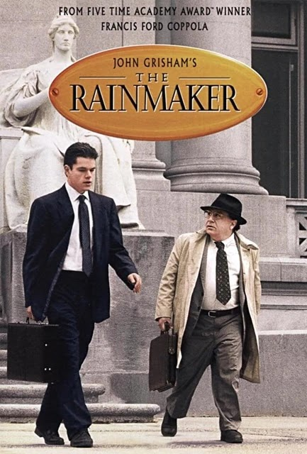 the Rainmaker,John Grisham,造雨人