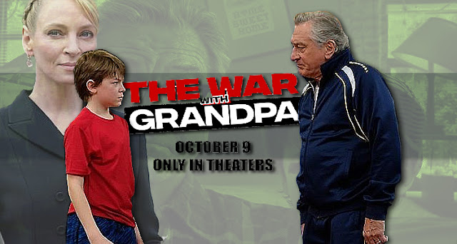 Review The War with Grandpa