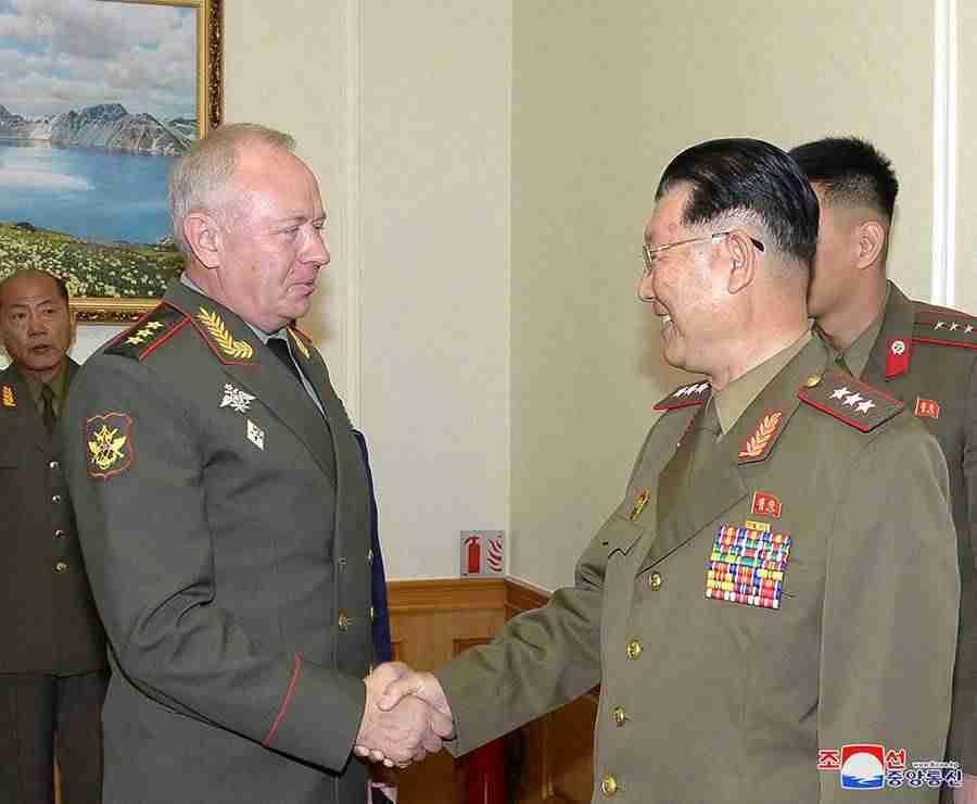 DPRK-Russia military talks