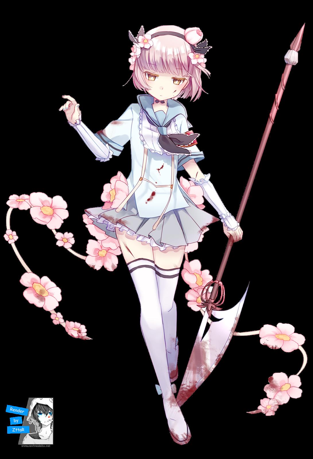 """Render Himekawa """"Snow White"""" Koyuki"""