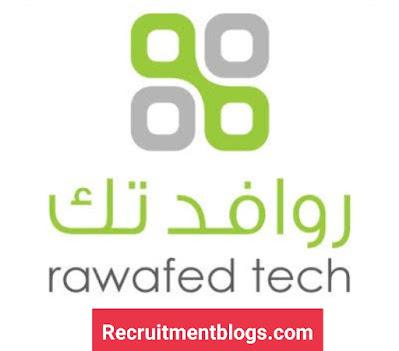 HR internship At Rawafed Tech
