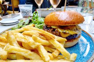 Mes Adresses : Déjeuner au Rivié, le restaurant de l'hôtel The Hoxton Paris, à l'invitation de la Maison de Champagne Billecart-Salmon