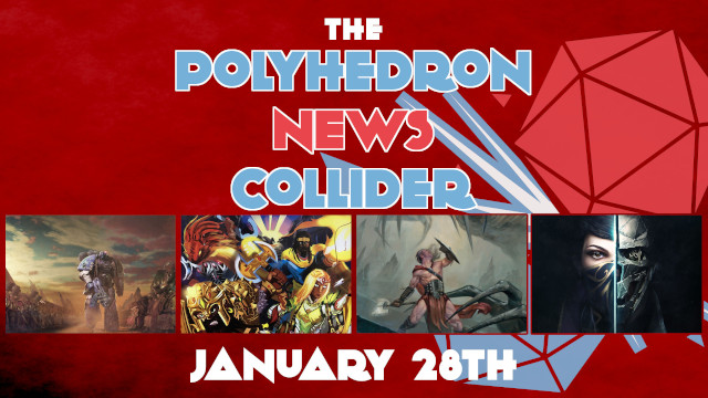 Board Games News Collider New Warhammer 40 Animated TV Series Dishonoured TTRPG, Adventurers FAte New DnD Board Game, The Last God Sourcebook 5e