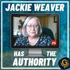 Jackie Weaver Has the Authority podcast reviewed by Is This Mutton May 2021