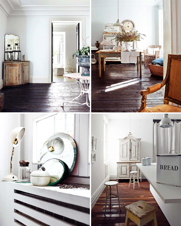 Old Apartment: Beautiful Old Apartment In Madrid · A White Carousel