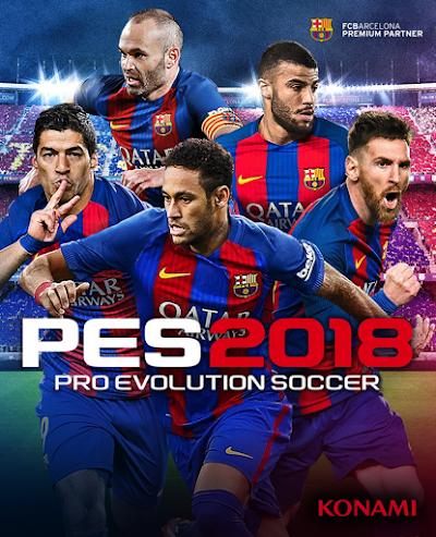 PES 18 indir - Pro Evolution Soccer 2018 Torrent - PC