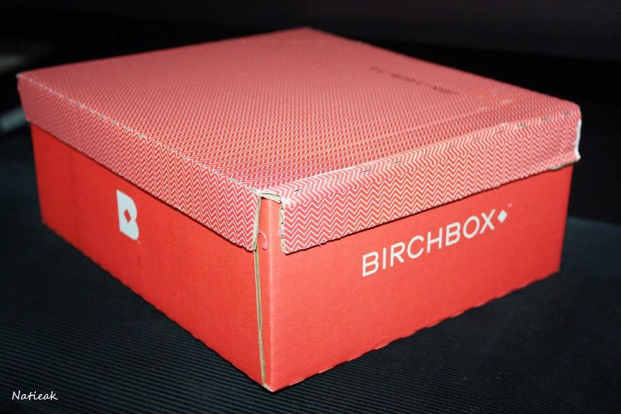 La box Working Girls de Birchbox