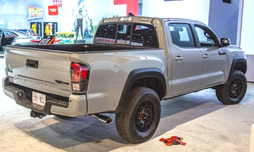 2019 Toyota Tacoma Limited Edition