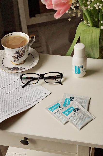 Demoxoft Clean chusteczki, Demoxoft płyn do pielęgnacji oczu,pielęgnacja oczu, suche oczy, nużeńce