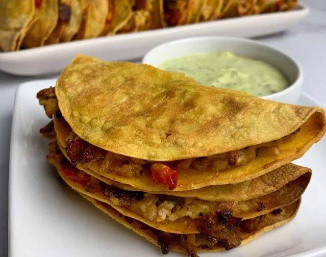 Baked Breakfast Tacos - Weight Watchers Breakfast Ideas