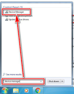 Shorcut Device Manager