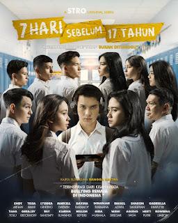 review serial 7 hari sebelum 17 tahun jadi favorit remaja di stro tv