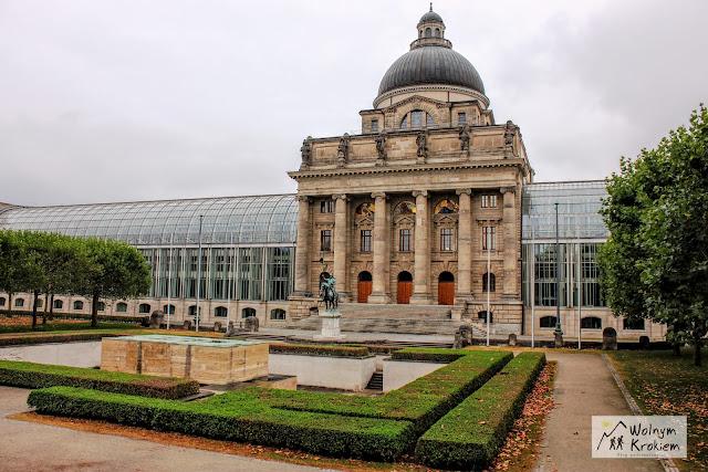Manachium ogrody pałacowe