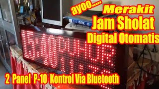 JWSD 2 Panel Full Bluetooth