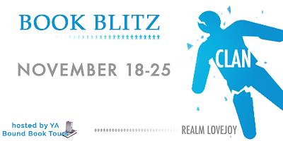 Book Blitz: Clan by Realm Lovejoy