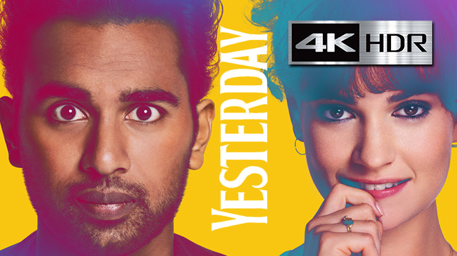Yesterday (2019) 4K UHD [HDR] Latino-Ingles