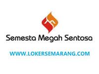 Lowongan Kerja Semarang dan Sekitarnya Sales di PT Semesta Megah Sentosa