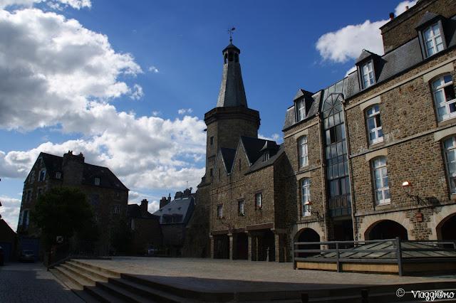 Il Beffroi di Fougeres il più antico di Francia