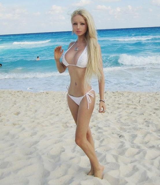 Meet The Real Barbie Doll The Girl Valeria Lukyanova From -3117