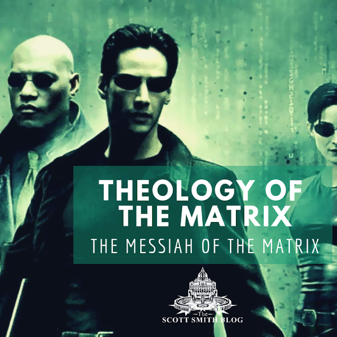 The Theology of The Matrix