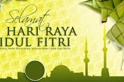 Ucapan Idul Fitri Tahun 2019