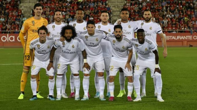 Madrid have most social media followers as sport club, Barca 2nd, Utd 3rd