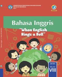 Buku bahasa Inggris Siswa Kelas 8 k13 2017