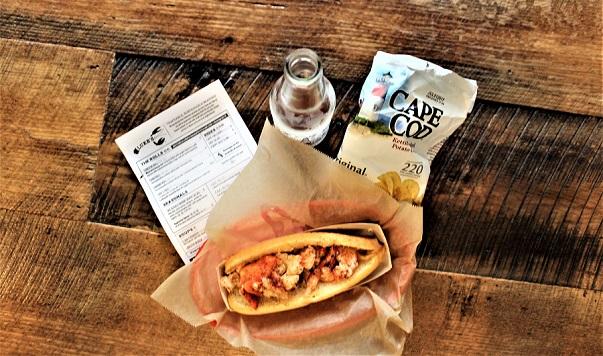 Luke's Lobster med New Yorks godaste lobster rolls