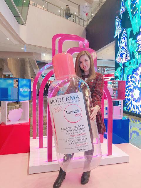 BIODERMA Pop-Up Store 獨家限定優惠購買【聖誕倒數月曆】(即日起至1/12/2019)