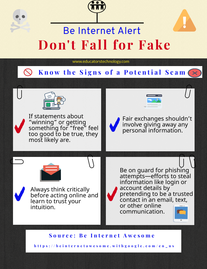 4 Key Online Safety Tips for Students and Teachers