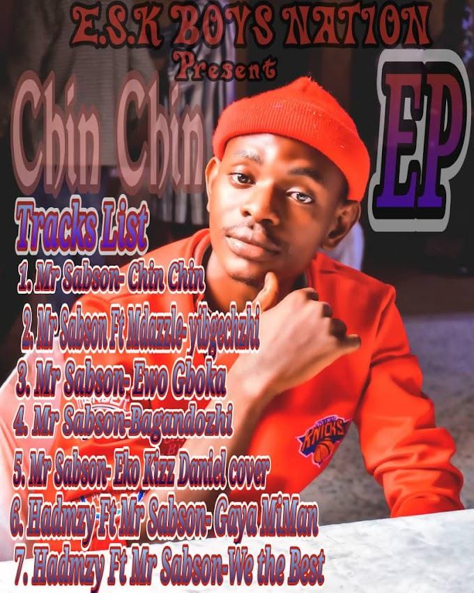 Mr Sabson-Chin Chin EP