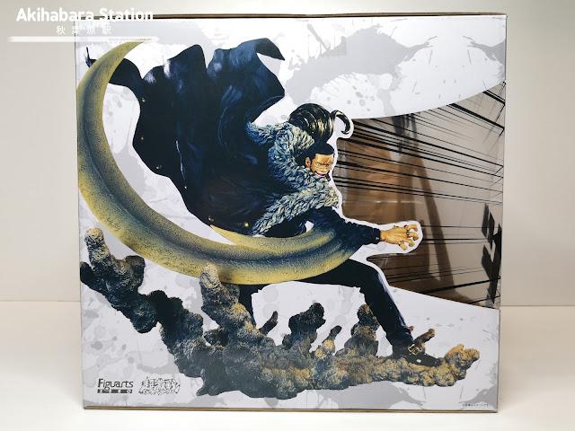 Review del Figuarts Zero Sir Crocodile ~ Paramount War ~ de One Piece - Tamashii Nations