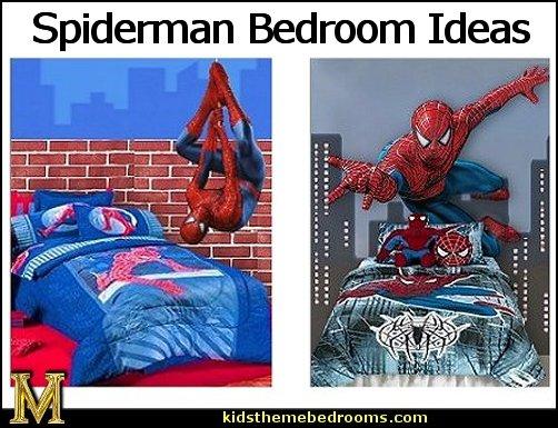 spiderman bedroom decorating ideas spiderman bedrooms spiderman decor