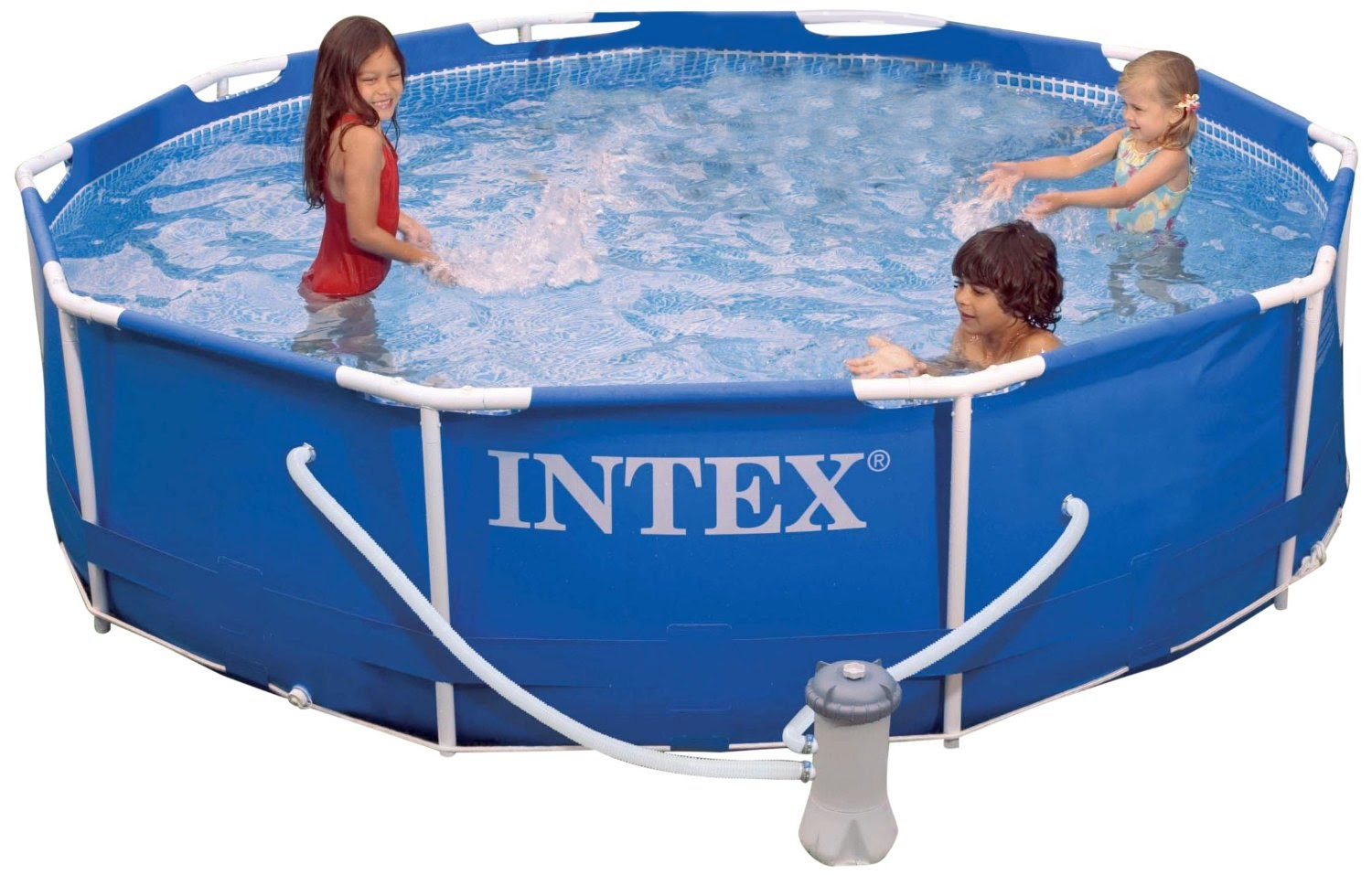 Best seller intex pools reviews intex pools walmart for Swimming pool supplies walmart