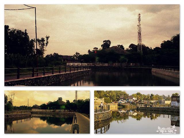 Bagi masyarakat perkotaan melihat sebuah daerah tangkapan air tentunya menjadi hal langka 11 Embung / Waduk Buatan di Provinsi Yogyakarta - Artikel Lanjutan